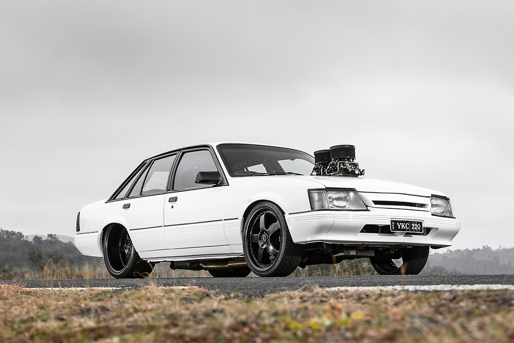 Paul Knowles' Holden VK Commodore by HoskingInd