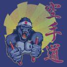 Kung Fu Kong by Omar  Mejia