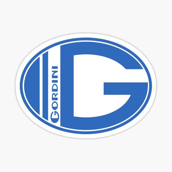 Gordini Renault Sticker