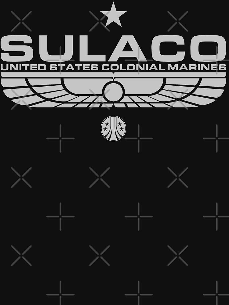 TShirtGifter presents: Sulaco. | Unisex T-Shirt