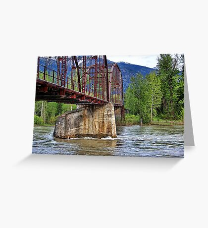 Flood Watch Greeting Card