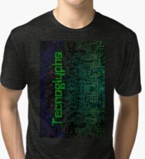Computer Generated Graphics  Tri-blend T-Shirt