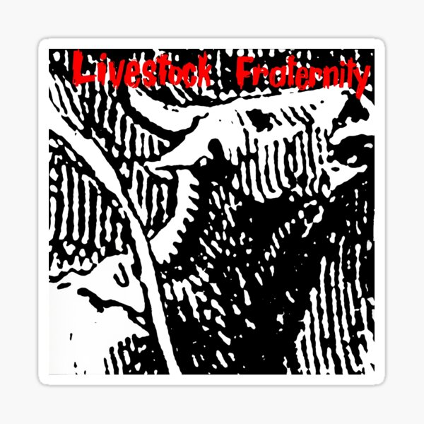 Fraternity - Livestock Sticker