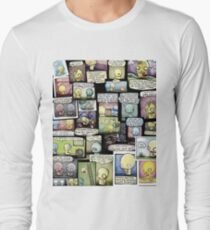 Pon and Zi Collage T-Shirt