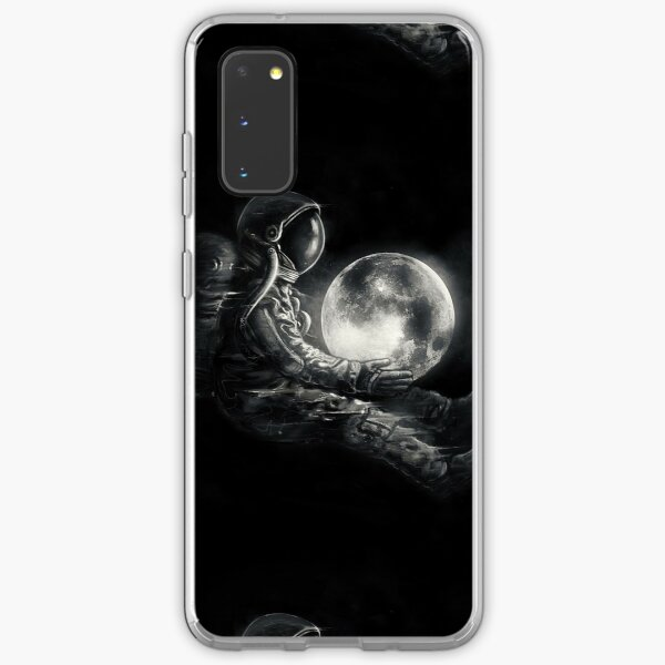 Moon Play Samsung Galaxy Soft Case