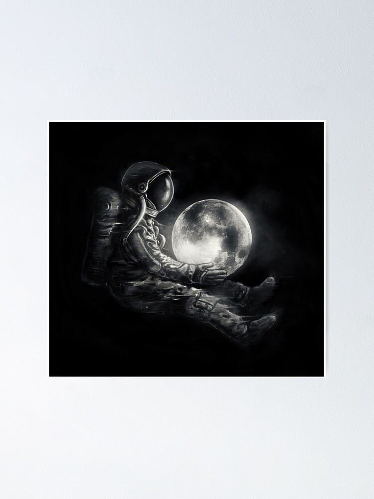 Alternate view of Moon Play Poster
