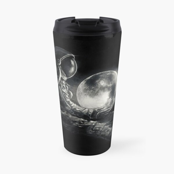 Moon Play Travel Mug