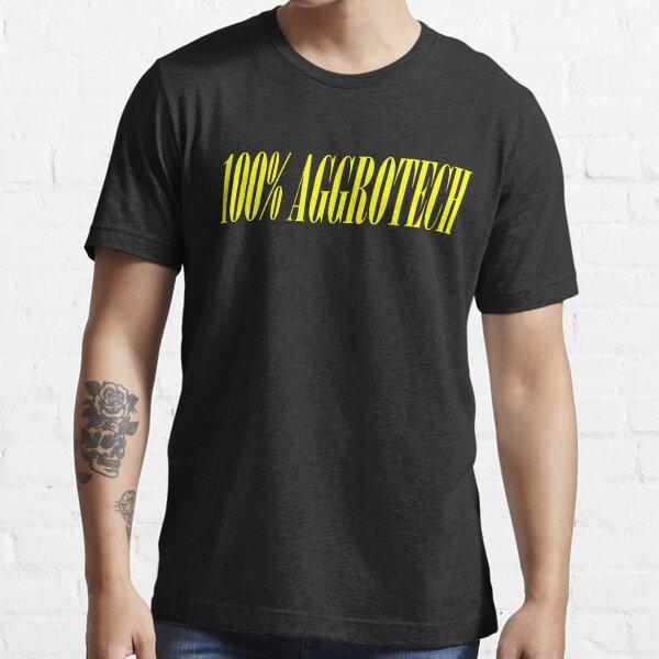 100% AGGROTECH Essential T-Shirt