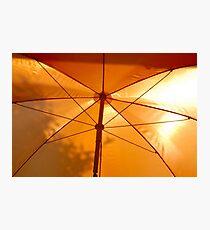 Umbrella Photographic Print
