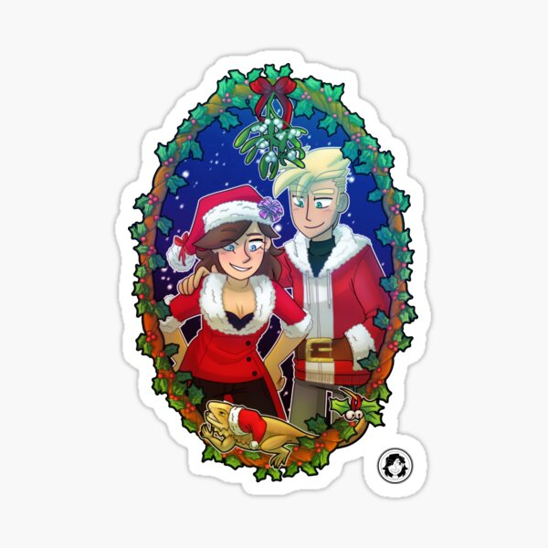 Christmas Greetings 2019 Sticker