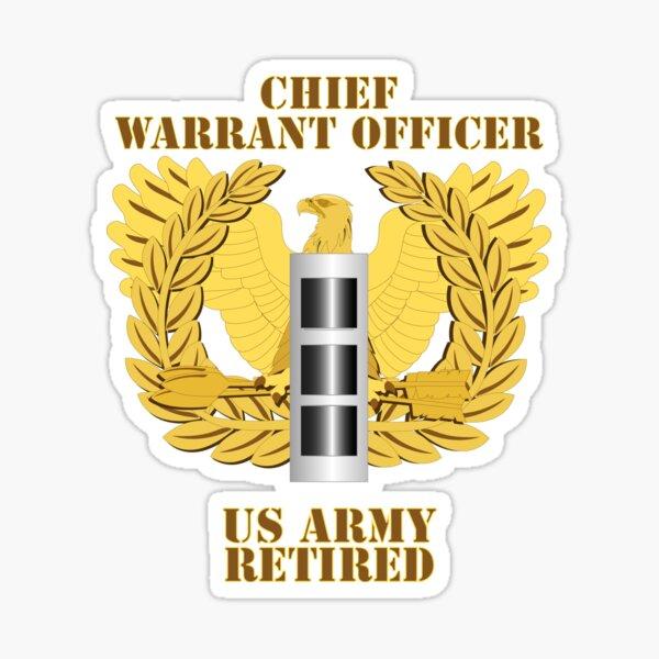 US Army Retired Chief Warrant Officer Emblem CW2 Baseball Cap Dad Hat Unisex Classic Sports Hat Peaked Cap Veteran Hat