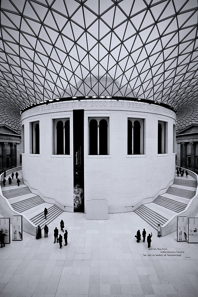 British Museum by David Henderson