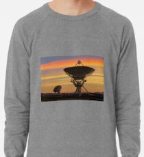 Picture of Radio Telescopes Leichtes Sweatshirt