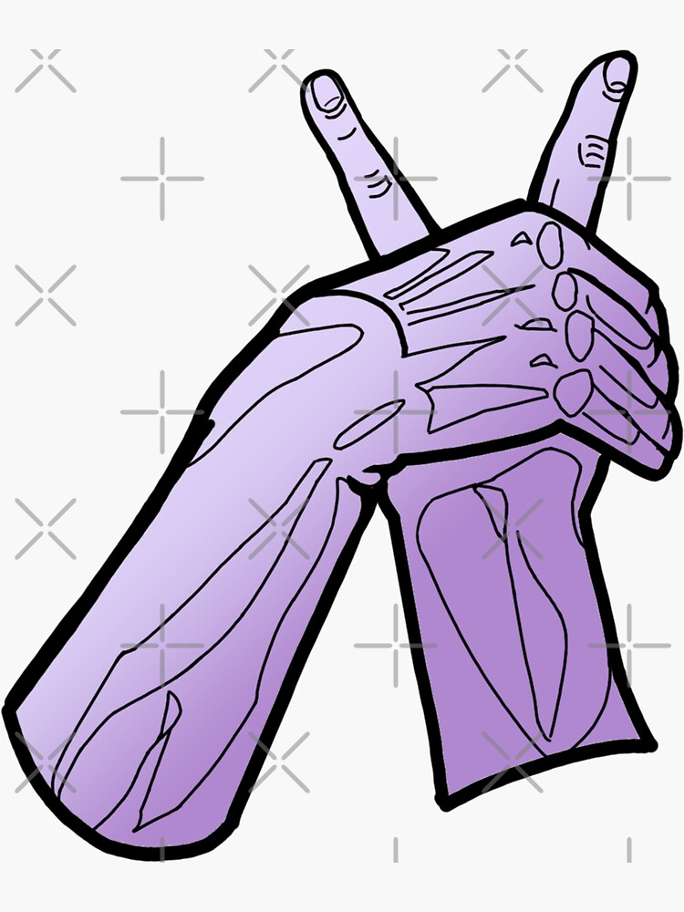 The OA Fifth Movement purple by PicajoArt