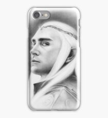 Thranduil: King of the Woodland Realm iPhone Case/Skin