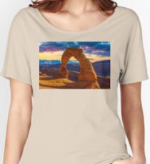 Arches National Park Women's Relaxed Fit T-Shirt