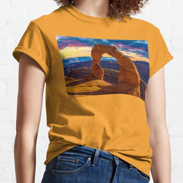 Arches National Park Classic T-Shirt