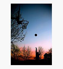 Hoops. Photographic Print