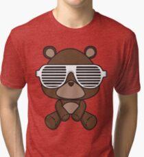 Boss Bear Tri-blend T-Shirt