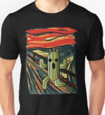 The cactilion scream T-Shirt