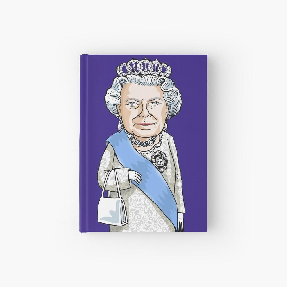 Queen Elizabeth II Hardcover Journal