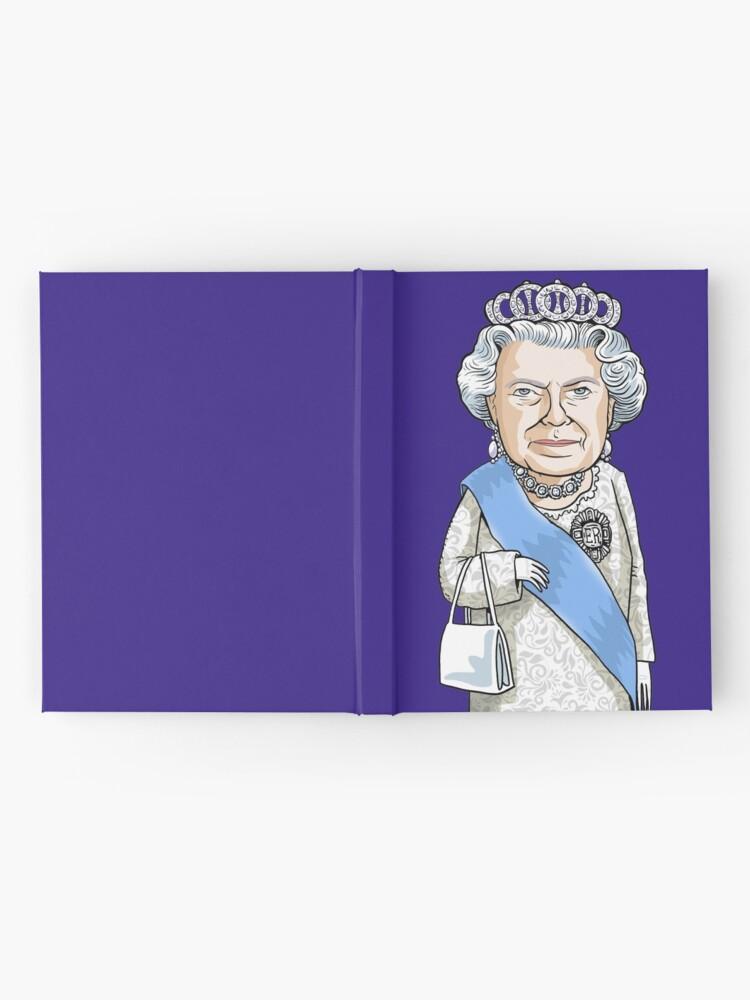 Alternate view of Queen Elizabeth II Hardcover Journal