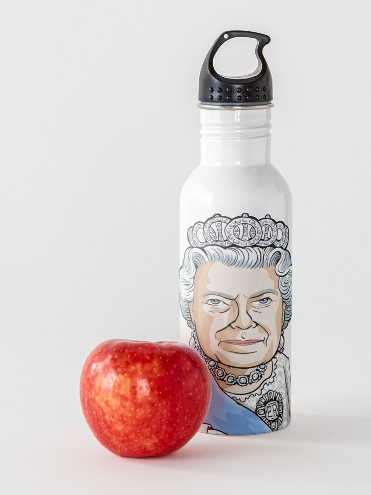Alternate view of Queen Elizabeth II Water Bottle