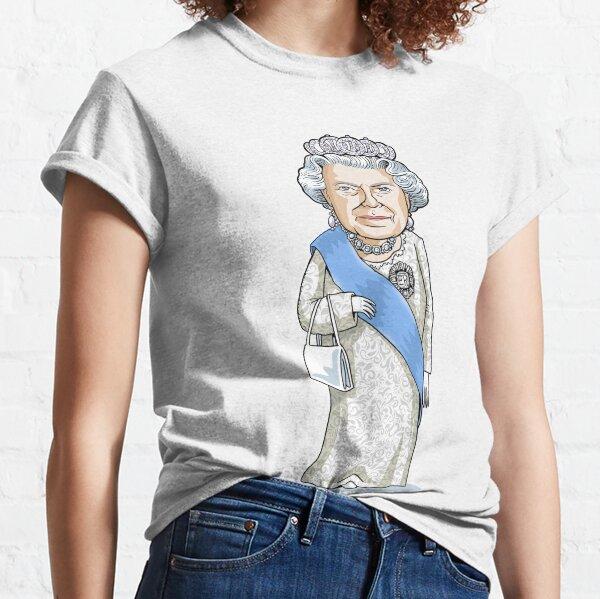 Queen Elizabeth II Classic T-Shirt