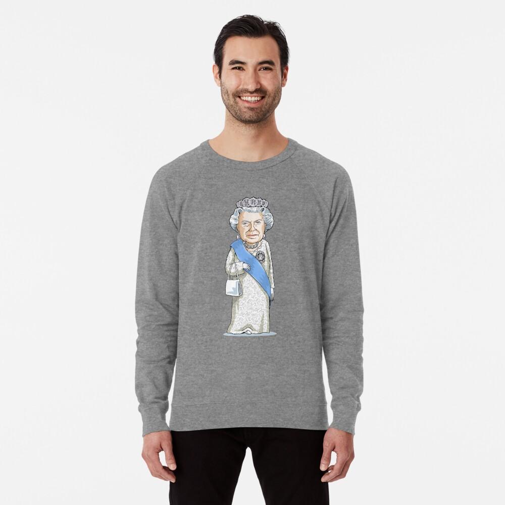 Queen Elizabeth II Lightweight Sweatshirt