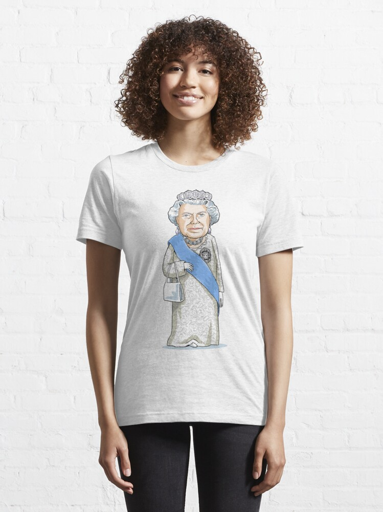 Alternate view of Queen Elizabeth II Essential T-Shirt