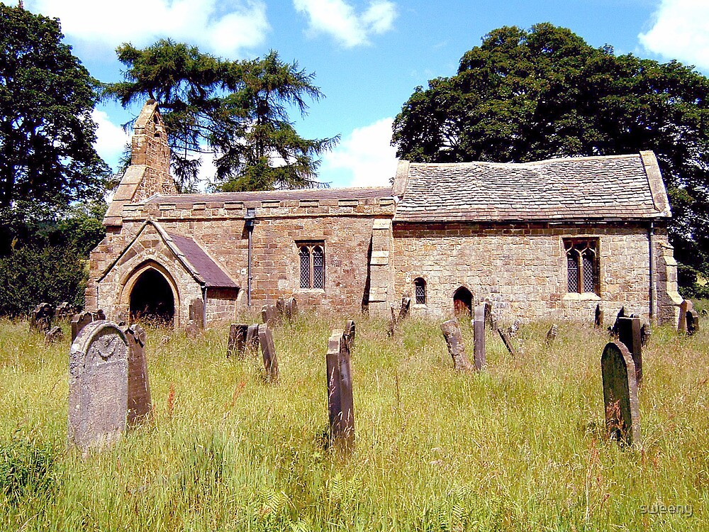 Old St Mary's by sweeny