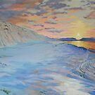 Morning in Iceland by Helen Imogen Field