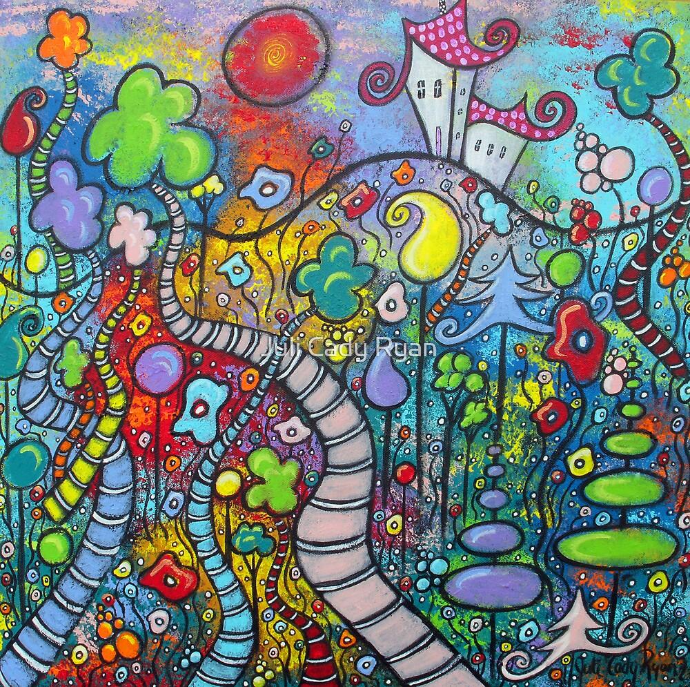 The Magic Overlook by Juli Cady Ryan