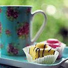 afternoon tea.. by Michelle McMahon