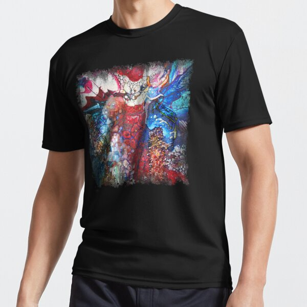 The Atlas Of Dreams - Color Plate 82 Active T-Shirt