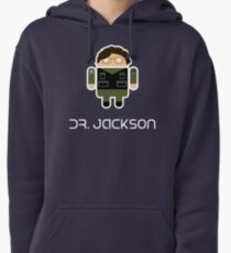 Droidarmy: Daniel Jackson Pullover Hoodie