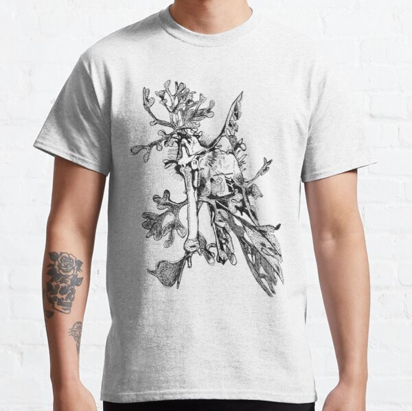 Carl the Leafy Sea Dragon Classic T-Shirt