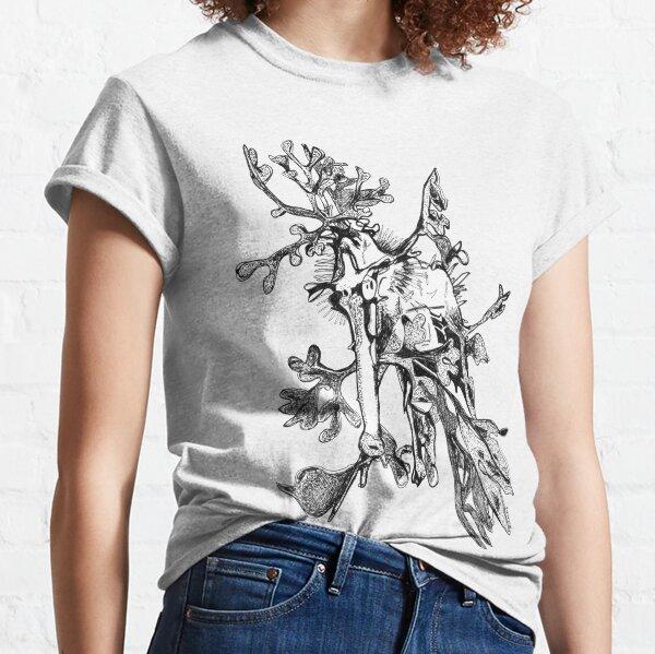 Carl the Leafy Sea Dragon Classic T-Shirt