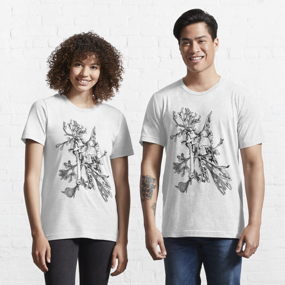 Carl the Leafy Sea Dragon Essential T-Shirt