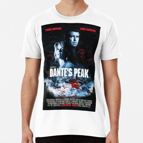 90's Volcano Movie Premium T-Shirt