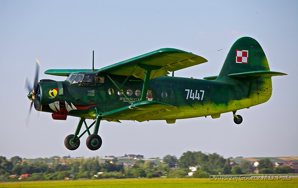 Antonow An - 2 ....♡‿♡ wonderful friend !!!!  Пусть бог не последний !!! Views (76) thank you friends & aviators ! by © Andrzej Goszcz,M.D. Ph.D