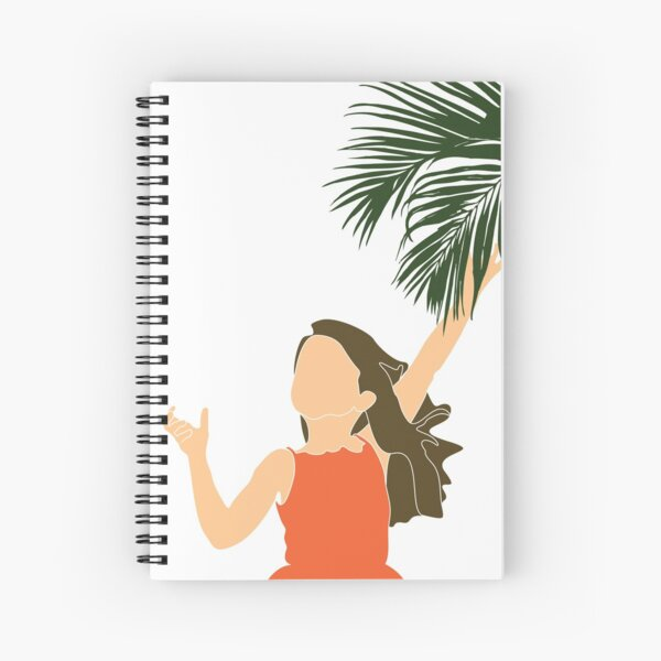 Tropical Reverie 9 Modern Minimal Illustration Girl And Palm Leaves Aesthetic Tropical Vibes Spiral Notebook By Shrijit Redbubble Tropical leaves tropical plants tropical art leaf prints art prints illustration blume plants are friends green plants planting flowers. tropical reverie 9 modern minimal illustration girl and palm leaves aesthetic tropical vibes spiral notebook by shrijit redbubble