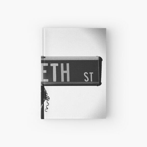 A Street Sign Named Elizabeth Hardcover Journal