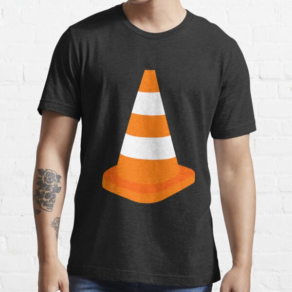 Traffic Cone Halloween Christmas Birthday Matching Costumes Essential T-Shirt