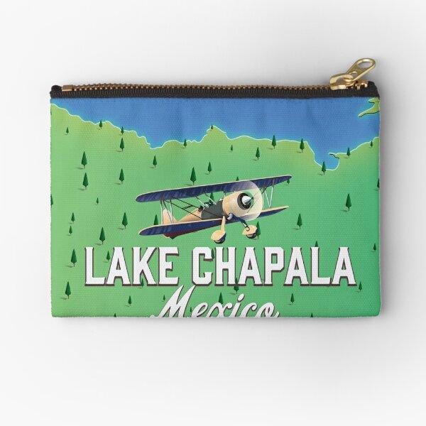 lake Chapala Mexico Zipper Pouch