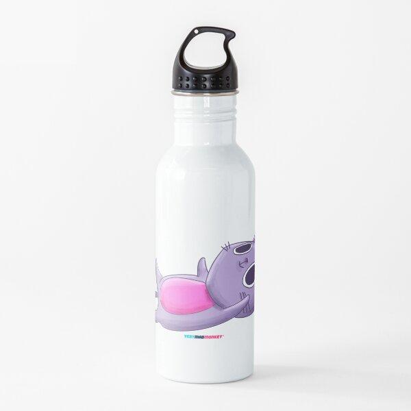 Cute Cat by Fran Ferriz Botella de agua