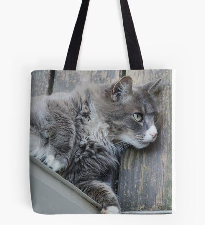 The Door Stops Here Tote Bag