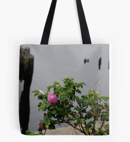 Beach Rose Tote Bag