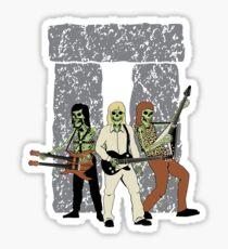 Where The Demons Dwell Sticker