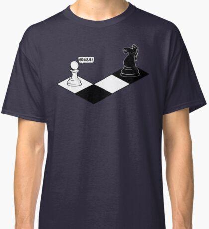 Knight Takes Pawn Classic T-Shirt